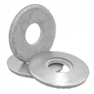 10,5x25 Podkładka nierdzewna z gumą EPDM
