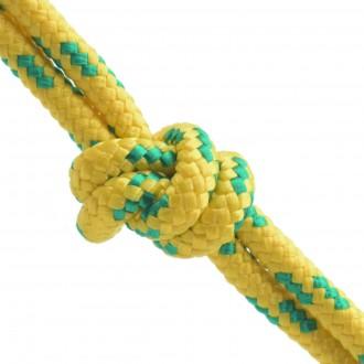 Lina polipropylenowa żeglarska 10mm żółta