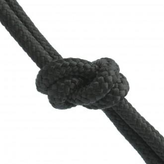 Lina polipropylenowa żeglarska 14mm czarna