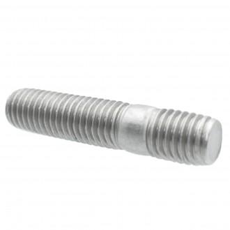 M8x30 DIN 938 A2 śruba nierdzewna dwustronna
