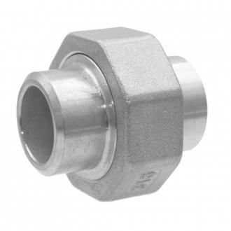 21,3 mm Śrubunek stożkowy kwasoodporny do wspawania
