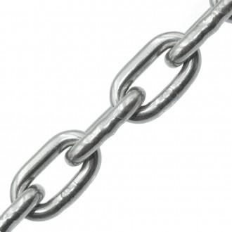 Łańcuch nierdzewny DIN 766 A4 Ø 8 mm