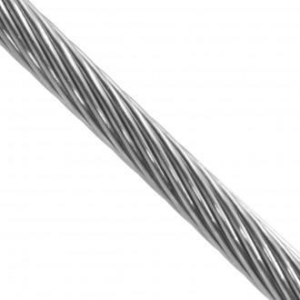 1,0 mm Lina nierdzewna A4 splot 1x19