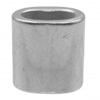 Ø 2 mm zacisk nierdzewny tulejkowy