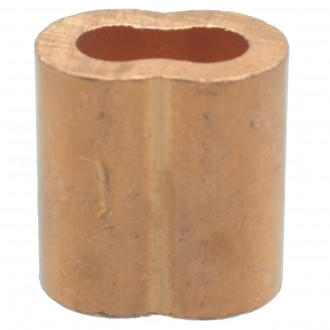 zacisk miedziany tulejkowy Ø 3mm