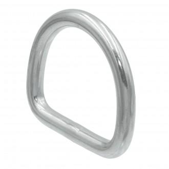 Półkółko D-ring kwasoodporny Ø 3x15mm