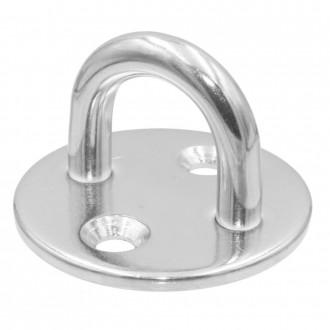 Ucho pokładowe okrągłe nierdzewne TYP B