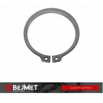 Pierścień nierdzewny zewnętrzny Ø 18x1,2mm DIN 471 A2