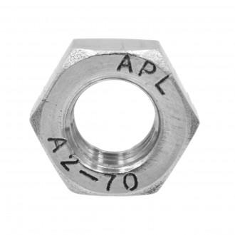 M20x1,5 Nakrętka sześciokątna DIN 934 A2 nierdzewna drobnozwojna