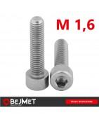 DIN 912 A2 M 1,6